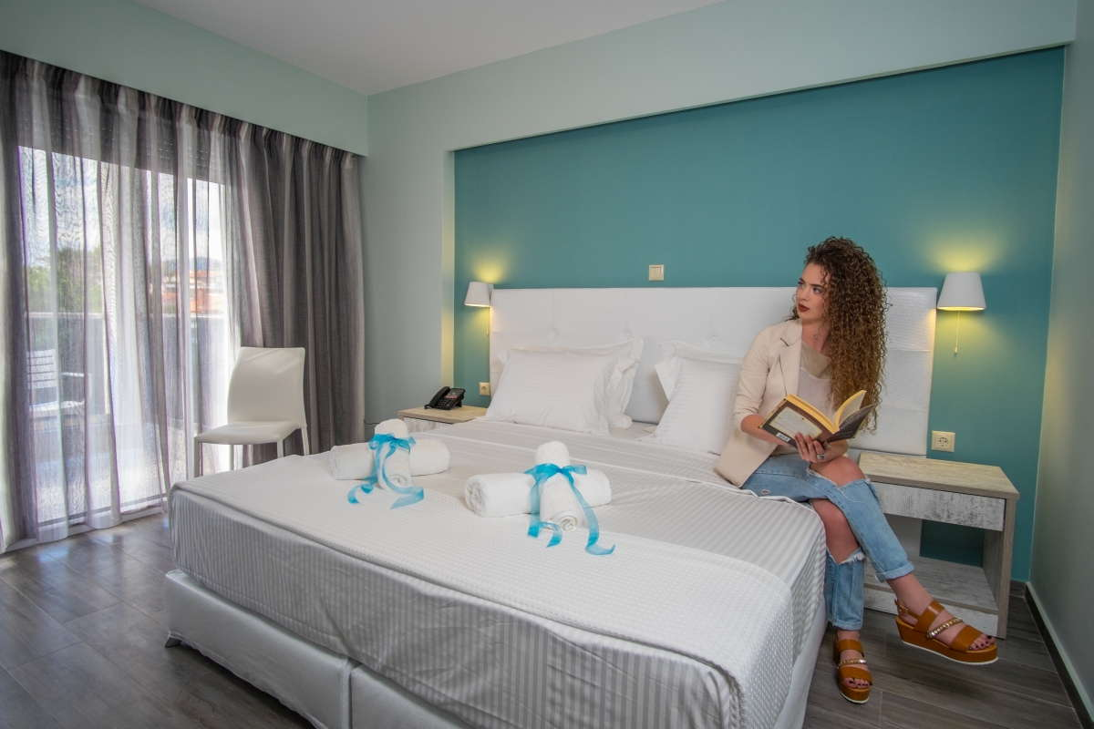 Must Boutique Hotel, Ξενοδοχείο στο Κανάλι Πρέβεζας, Διπλό δωμάτιο