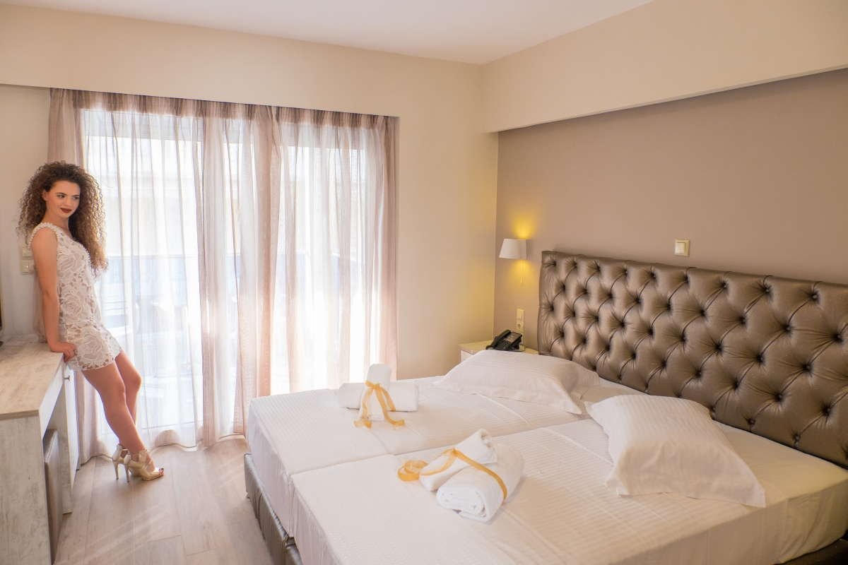Must Boutique Hotel, Ξενοδοχείο στο Κανάλι Πρέβεζας, Εσωτερικό δωματίου